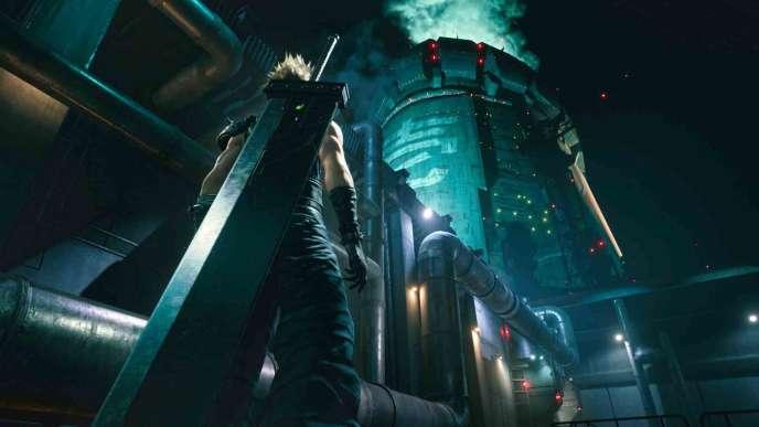 «Final Fantasy VII Remake», une relecture dense et dynamique du jeu culte de 1997