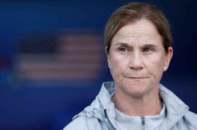 Jill Ellis dirige la sélection américaine depuis 2014.