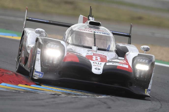 Au volant de la Toyota n° 8, l'Espagnol Fernando Alonso, le Japonais Kazuki Nakajima et le Suisse Sébastien Buemi ont remporté les 24 Heures du Mans, comme en 2018.