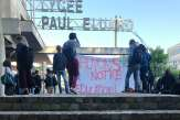 Bac 2019 : à Saint-Denis, les enseignants étaient en grève pour le premier jour des épreuves