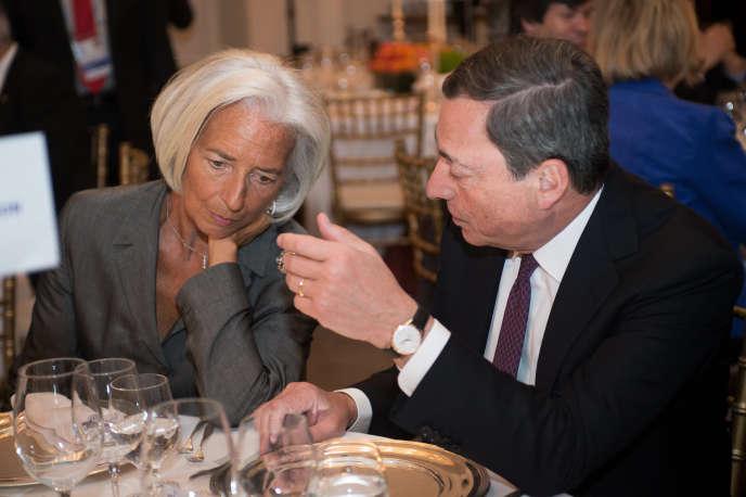 A Sintra, les grands banquiers centraux auscultent la santé de l'euro