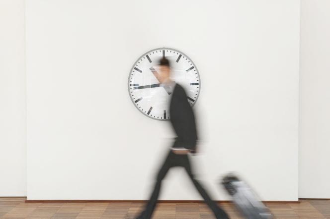 Est-il possible d'échapper au temps ? En courant vite, peut-être...