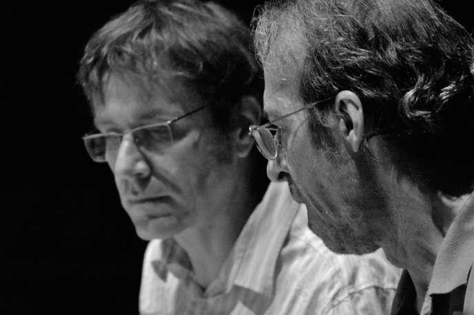 Eric Daubresse et Emmanuel Nunes.
