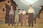 «Buñuel après L'Age d'or», film d'animation espagnol de Salvador Simo.