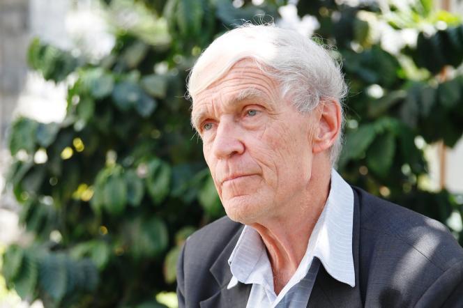 Marc Dufumier, au Pérou en mai.