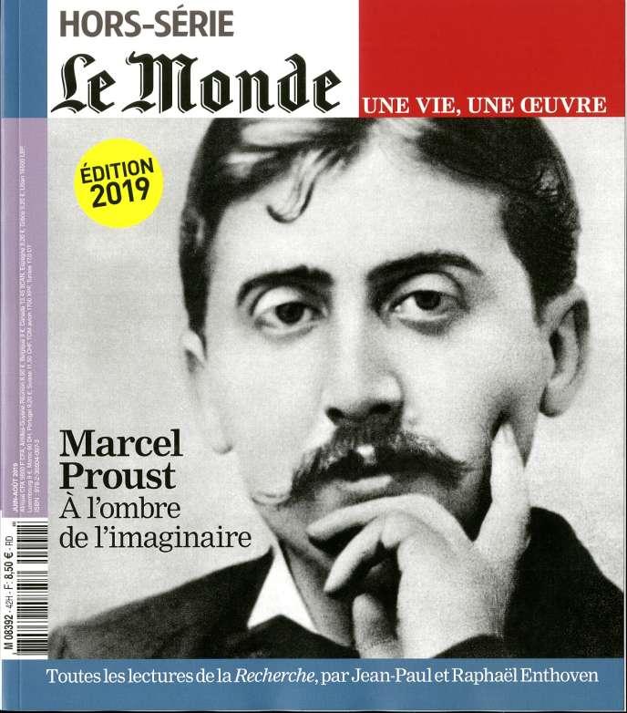 «Marcel Proust, à l'ombre de l'imaginaire», édition 2019, 124pages, 8,50euros.