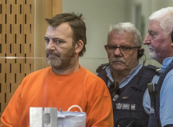 Philip Arps a été condamné à vingt et un mois de prison.