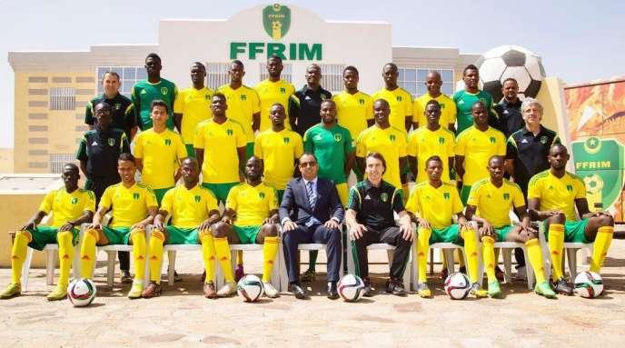 Coupe d'Afrique des nations 2019: la «success story» du football mauritanien