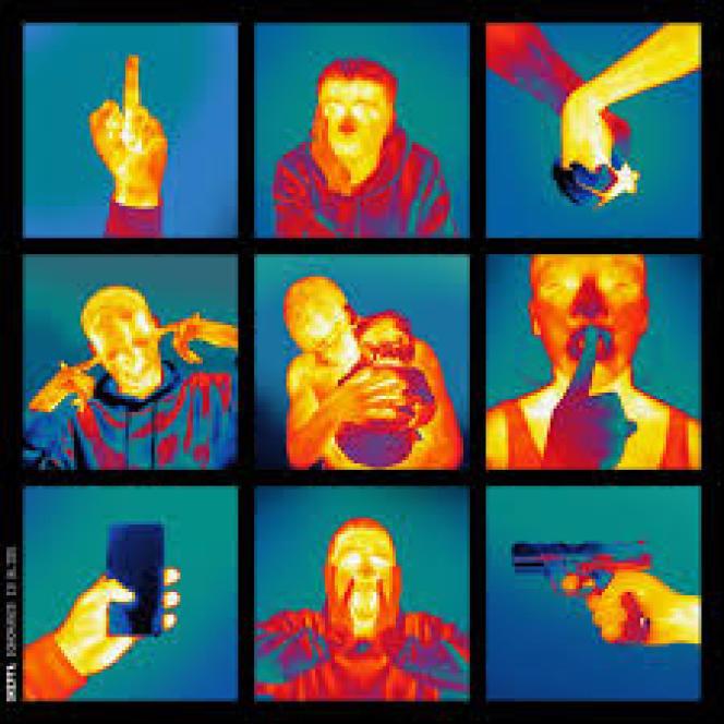 Pochette de l'album«Ignorance Is Bliss», de Skepta.
