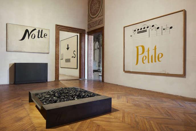 Arts: à Venise, l'œuvre de Kounellis reprend toute son agressivité