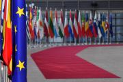 Le Conseil européen, à Bruxelles, le 23 mai.
