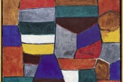 Ernest Mancoba« Painting», 1951.