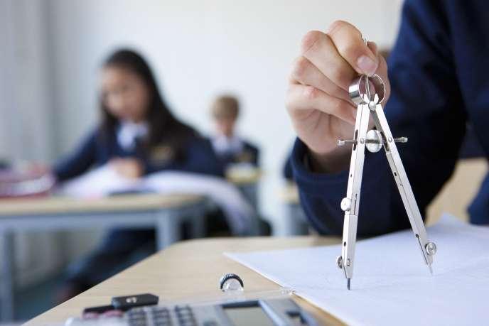L'épreuve de mathématiques a eu lieu vendredi 21 juin dans la matinée.