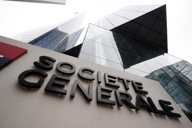 La Société générale a annoncé en avril la suppression de plus de 700 postes en France.