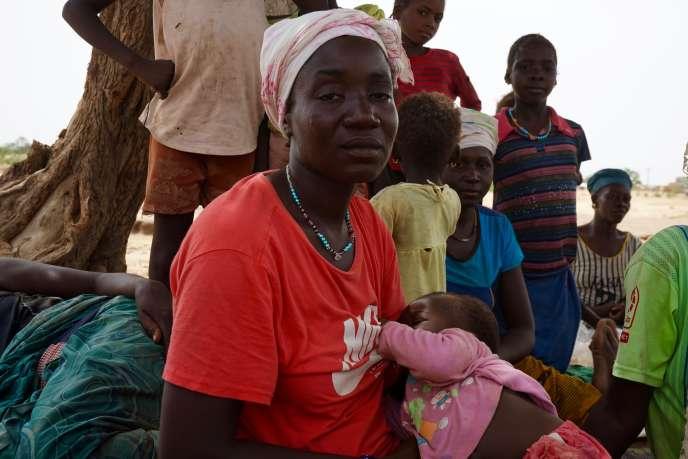 Selon les autorités burkinabées, plus de 1500 personnes déplacées par des violences dans le nord du pays sont arrivées à Ouagadougou depuis le 7 juin 2019.