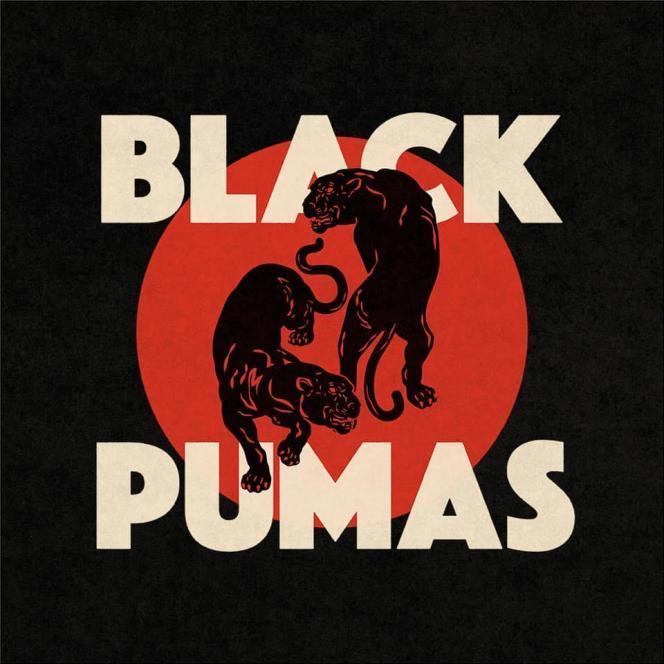 Pochette de l'album«Black Pumas», de Black Pumas.