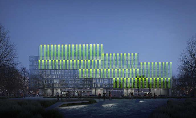 Le projet «Ré-Génération-S ‒ Réinventer» de l'agence XTu (Anouk Legendre et Nicolas Desmazières), à Paris.
