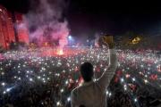 Ekrem Imamoglu, le nouveau maire d'Istanbul, dimanche 23 juin 2019.