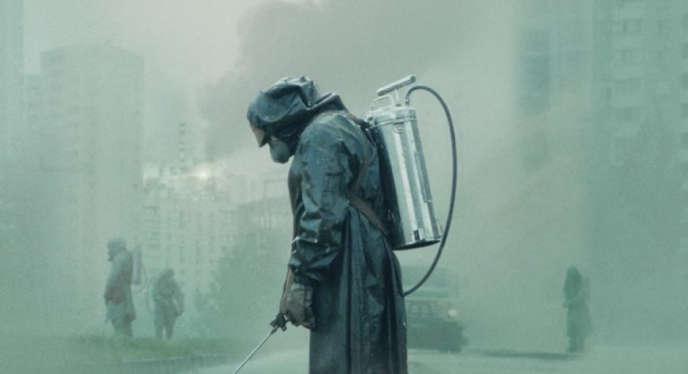 La mini-série« Chernobyl» est diffusée en France sur la chaîneOCS.