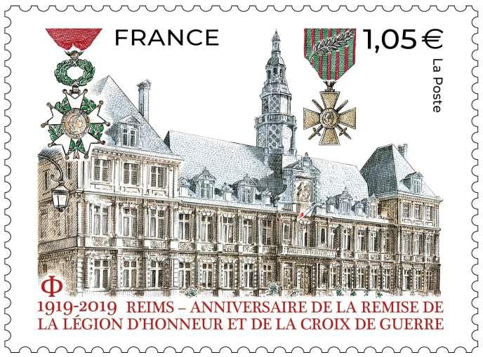 Tirage de 600000 exemplaires pour ce timbreessiné et gravé par Pierre Albuisson, mis en page par Valérie Besser.