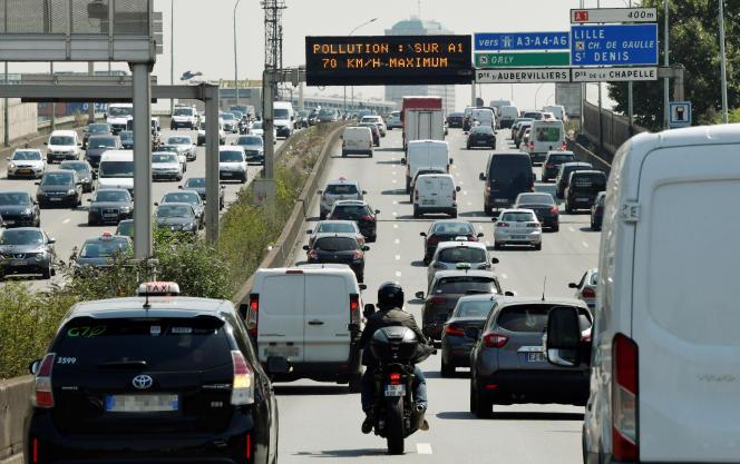 Les voitures essence d'avant 1997, et diesel d'avant 2001, ne peuvent désormais plus circuler en région parisienne.
