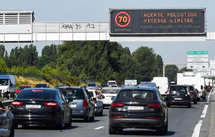 La circulation différenciée sera mise en place dimanche 25 août à partir de 5 h 30.