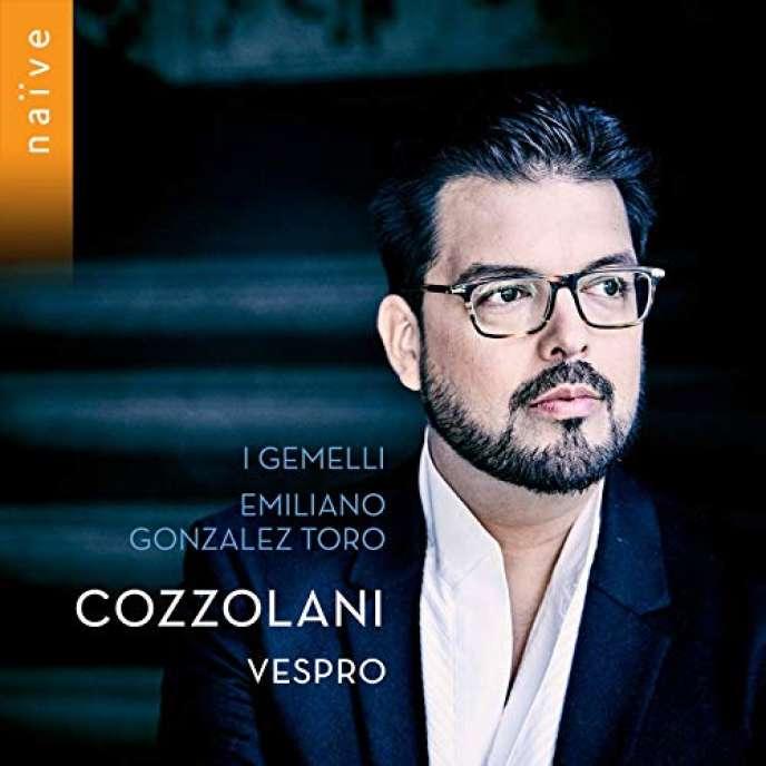 Pochette de l'album« Vespro», parEmiliano Gonzalez-Toro et I Gemelli.