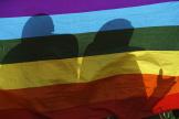 85 % des Français considèrent aujourd'huiqu'être homosexuel est «une manière acceptable de vivre sa vie», contre 24 % en 1975.
