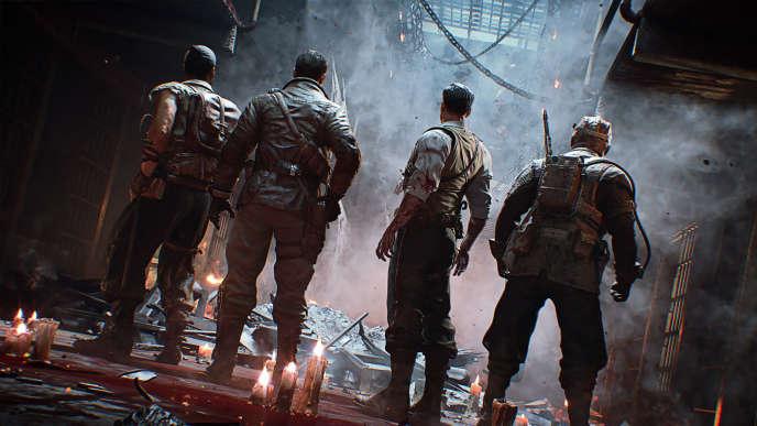 Les conditions de travail des développeurs du jeu vidéo «Call of Duty» en question