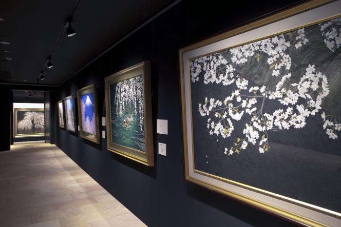 Le Musée Sato Sakura, à Tokyo.