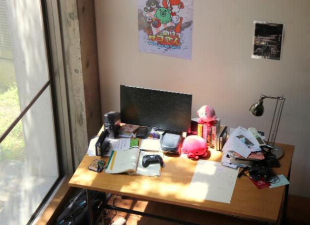 Dans l'atelier-studio de Christophe Galati, à la villa Kujoyama.