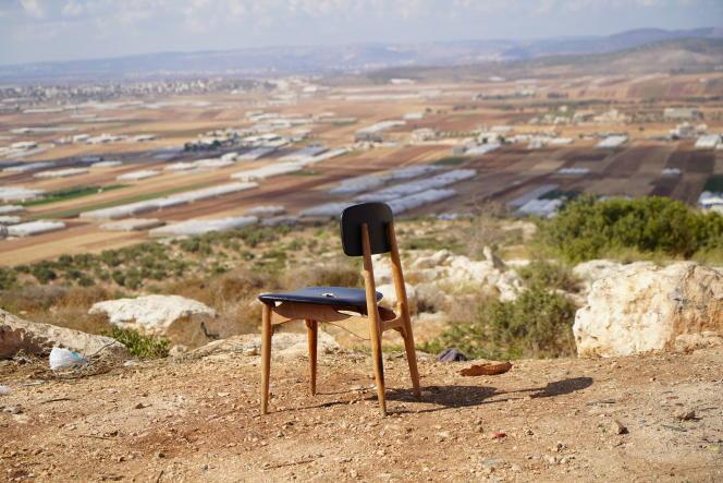 Le camp de Jénine, en Palestine, une des étapes de l'odyssée de Christiane Jatahy.