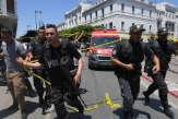Tunisie: un policier tué et plusieurs blessés dans deux attentats-suicides à Tunis