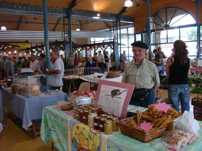 La commune de Mirande encourage la consommation de produits en circuit court.