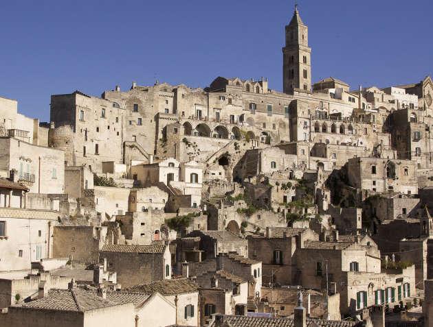 La ville de Matera, en Italie, a été désignée «capitale européenne 2019 de la culture».