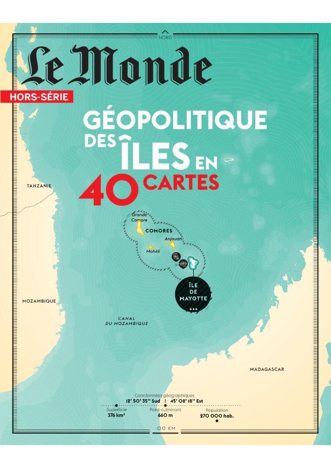 «Géopolitique des îles en 40 cartes», hors-série «LeMonde», 8,50 euros en kiosque.