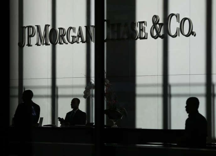Le siège de la banque JPMorgan Chase & Co., à New York, le 21 octobre 2013.