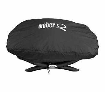 Prolongez la vie de votre barbecue avec une housse Housse 7110 pour les barbecues de la série Q 1000 de Weber