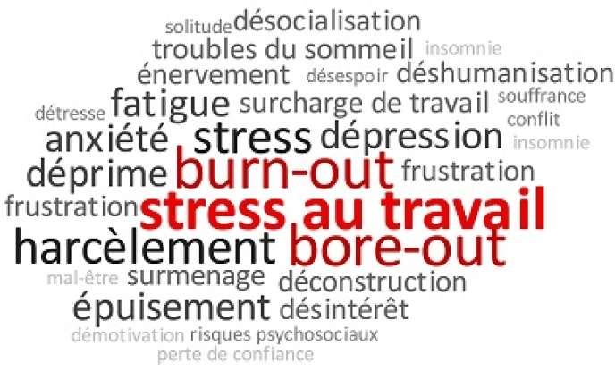 «Les risques psychosociaux sont à l'origine de dépression, d'anxiété, de maladies cardio-vasculaires, d'épuisement professionnel, et, au pire, de suicide, dont l'employeur peut, à défaut de prévention, porter la responsabilité. »