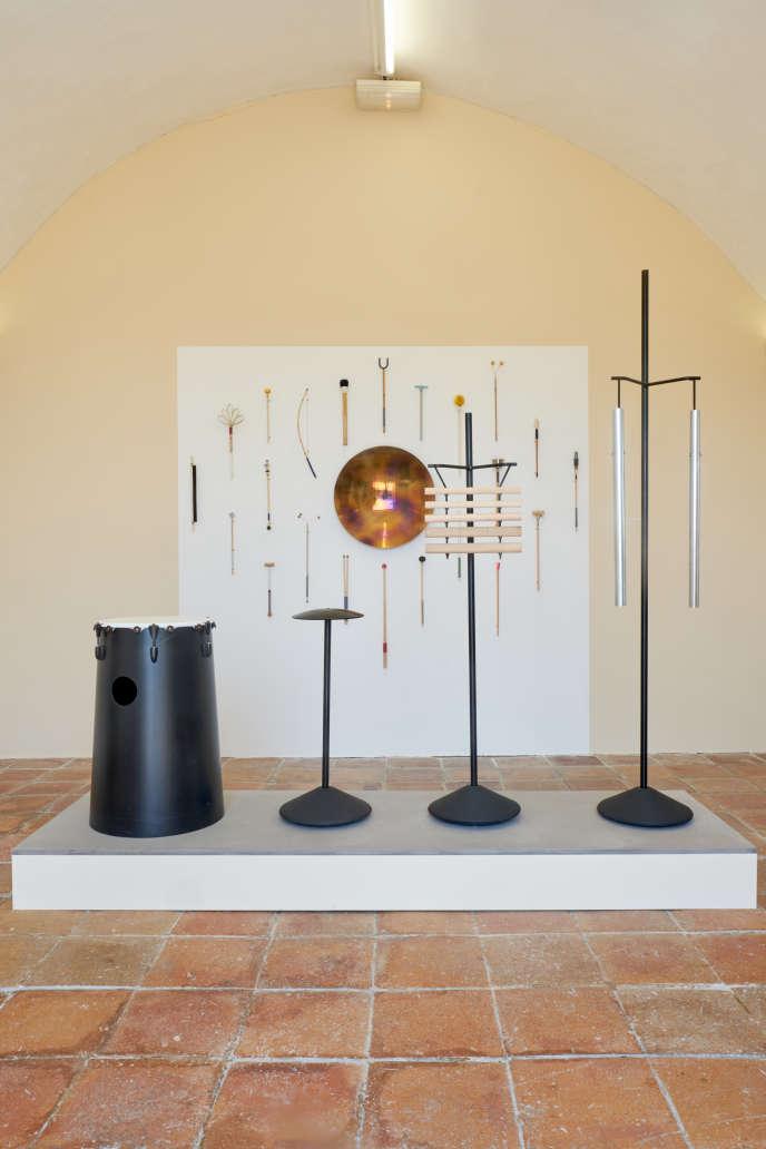 Les instruments de musique collectifs Step par Grégory Granados.
