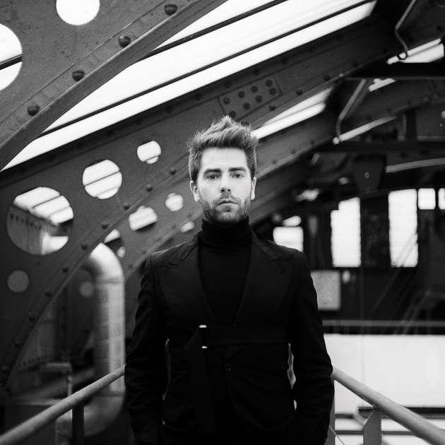 Alexandre Samson, conservateur des départements « haute couture » & « création contemporaine » du Palais Galliera.