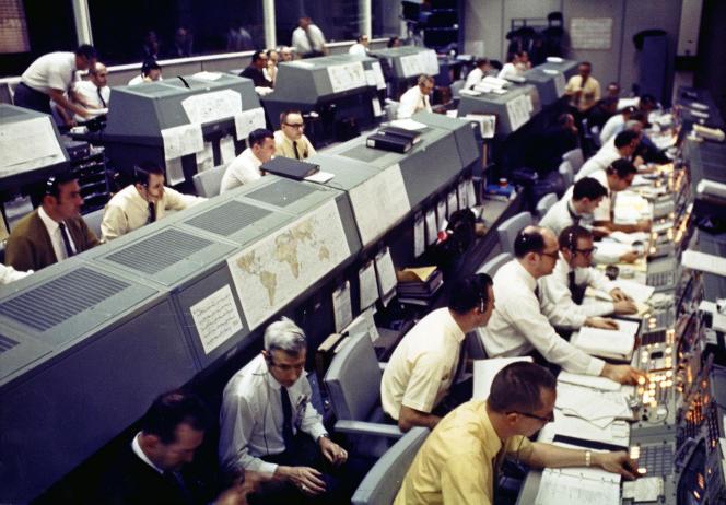 « Les héros méconnus de la mission Apollo», sur Planète+, le 19juillet.