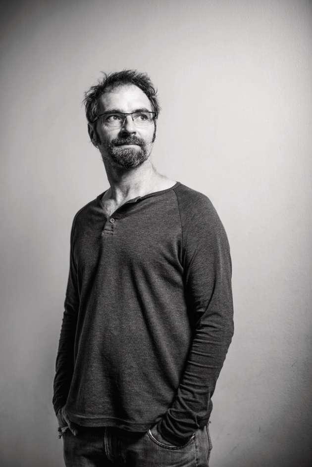 Eric Lenoir.