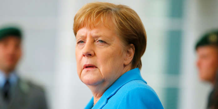 La coalition d'Angela Merkel à rude épreuve