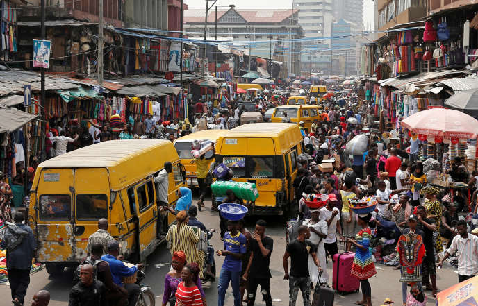 In Nigeria (here in Lagos), the five richest men in the country have a combined wealth that is greater than the entire national budget for 2017.