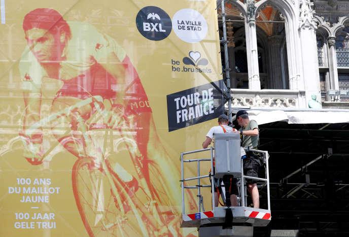 Eddy Merckx, pour bien des Belges, reste aujourd'hui encore « Le monstre sacré » comme le titrait, le 29 juin, le quotidien Le Soir, qui lui consacrait un supplément de 12 pages.