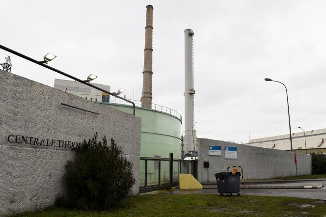 La centrale de Gardanne (ici en 2017) a été rachetée le 4 juillet par EPH au groupe allemand Uniper.