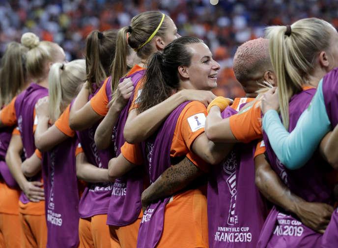 L'équipe des Pays-Bas participe seulement à la deuxième Coupe du monde de son histoire. Dès leur deuxième participation au Mondial, les Oranje sont donc en finale.