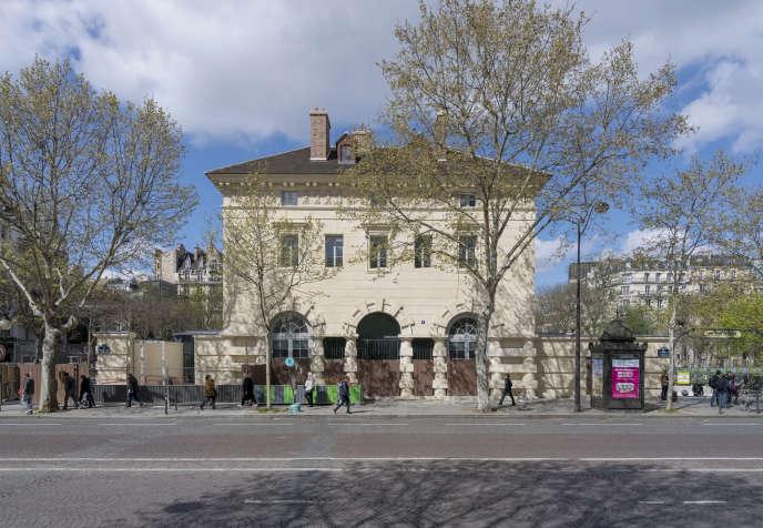 Le musée de la Libération, place Denfer-Rochereau à Paris.