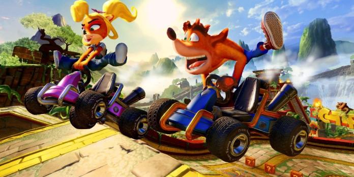 On a testé… « Crash Team Racing : Nitro Fueled », une cure de jouvence réussie